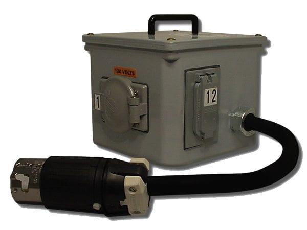 RV Gang Boxes 50 Amp