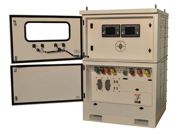 Smart Generator Paralleling Panels