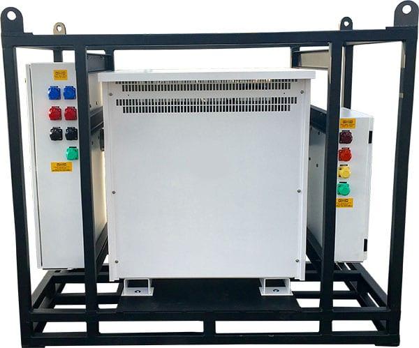 300 kVA portable transformer