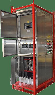 Power Temp Systems Houston TX Portable Power Distribution Equipment Panels Boxes